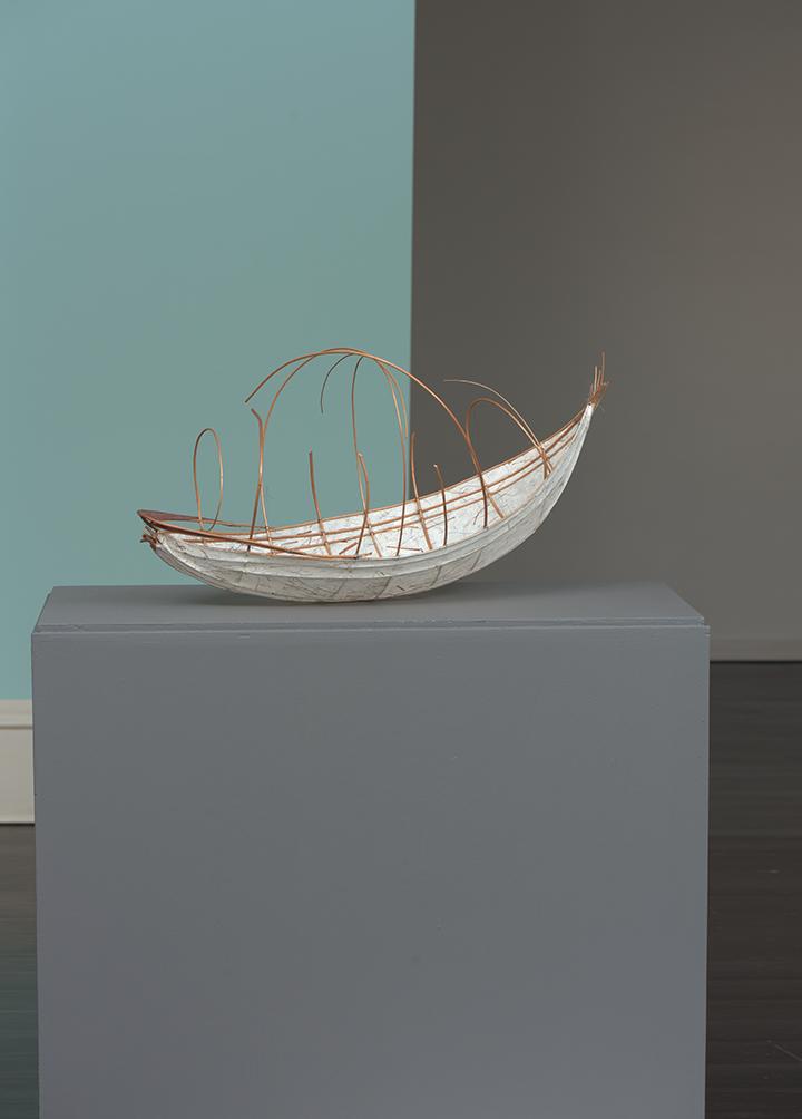 Barkbåden by Jane Balsgaard