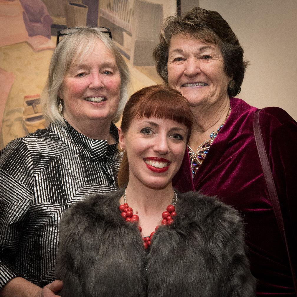 Museum leaders!