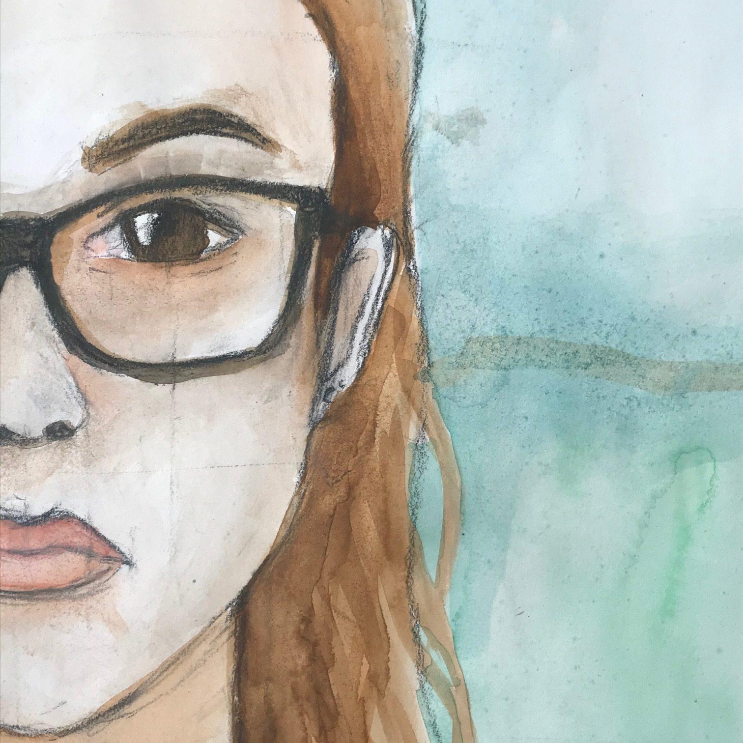 Self Portrait (detail)